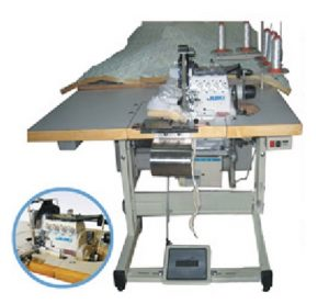 MXVFG-2000 Flanging Machine